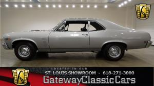 1969 ChevroletSS 396  - Stock 6637 - St. Louis, MO