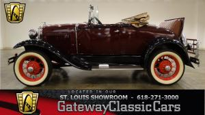 1931 Ford  - Stock 6649 - St. Louis, MO