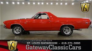 1969 ChevroletSS  - Stock 6669 - Saint Louis