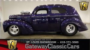 1940 WillysSteel Body  - Stock 6670 - Saint Louis