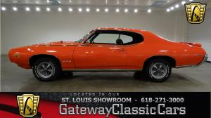 1969 Pontiac  - Stock 6715 - St. Louis, MO
