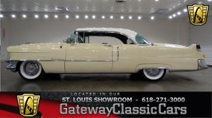 1955 CadillacCoupe deVille  - Stock 6722 - St. Louis, MO