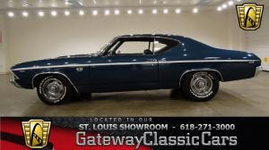 1969 ChevroletSS Tribute  - Stock 6734 - St. Louis, MO