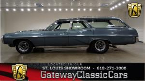 1968 PontiacWagon  - Stock 6758 - St. Louis, MO