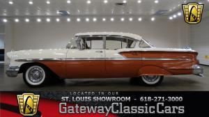 1958 Chevrolet  - Stock 6778 - St. Louis, MO