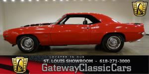 1969 Chevrolet Z28 - Stock 6806 - Saint Louis