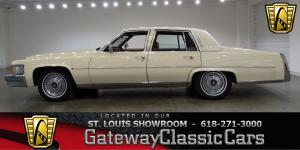 1979 CadillacBrougham  - Stock 6818 - St. Louis, MO