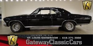1966 ChevroletSS  - Stock 6839 - Saint Louis
