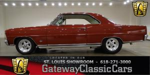 1966 ChevroletII  - Stock 6849 - Saint Louis