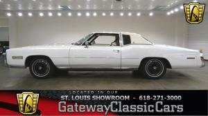 1978 Cadillac  - Stock 6850 - Saint Louis
