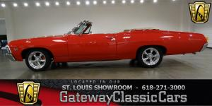 1967 Chevrolet 396 - Stock 6872 - Saint Louis
