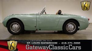 1960 Austin Healey  - Stock 6898 - Saint Louis