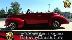 1940 Ford Convertible - Stock 6911 - Saint Louis