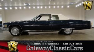 1975 Cadillac  - Stock 6913 - St. Louis