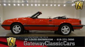 1986 FordLX/GT  - Stock 6924 - Saint Louis