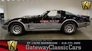 1978 Chevrolet Indianapolis Pace Car - Stock 6928 - St. Louis