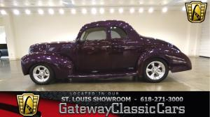 1940 Ford<br/>Coupe