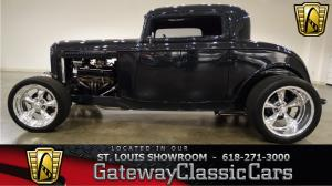 1932 FordCoupe  - Stock 6930 - St. Louis