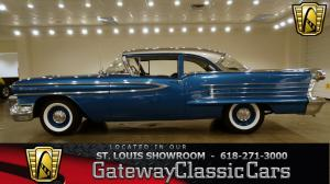 1958 Oldsmobile J2 - Stock 6953 - Saint Louis