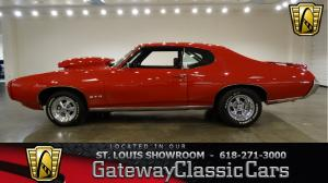 1969 Pontiac  - Stock 6959 - Saint Louis