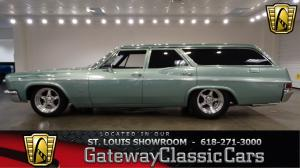 1966 ChevroletWagon  - Stock 6972 - Saint Louis