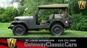 1955 Willys<br/>Jeep
