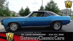 1969 ChevroletSS  - Stock 7012 - Saint Louis