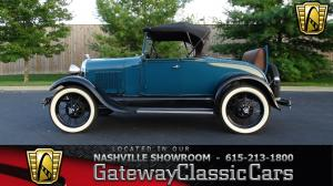 1929 Ford  - Stock 7032 - Saint Louis