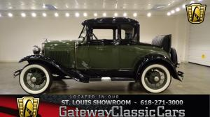1930 Ford  - Stock 7042 - Saint Louis
