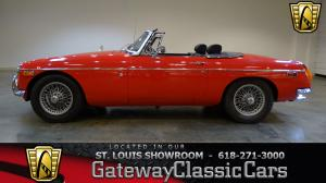 1971 MG  - Stock 7050 - St. Louis