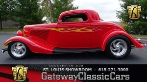 1933 Ford  - Stock 7077 - Saint Louis