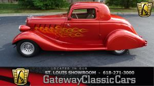 1935 Studebaker Coupe 7079
