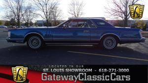 1977 Lincoln  - Stock 7086 - St. Louis