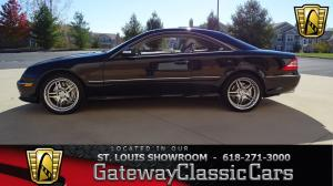2004 Mercedes-Benz CL55