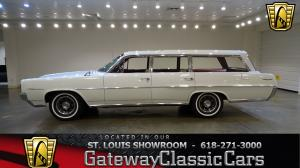 1964 PontiacSafari Wagon  - Stock 7112 - Saint Louis