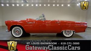 1955 Ford<br/>Thunderbird