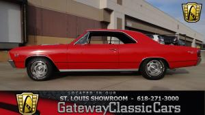1967 ChevroletSS  - Stock 7167 - Saint Louis
