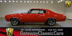 1970 ChevroletMalibu  - Stock 7171 - Saint Louis