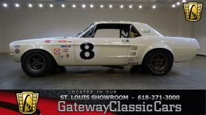 1967 Ford Mustang Shelby prepared race car
