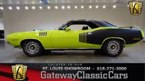 1971 Plymouth  - Stock 7178 - Saint Louis