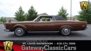 1971 Lincoln  - Stock 7323 - St. Louis