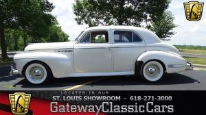 1941 Buick Four Door
