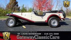 1929 Mercedes-Benz Gazelle