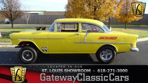 1955 Chevrolet Bel Air Gasser