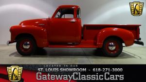 1952 Chevrolet 3100 5 Window