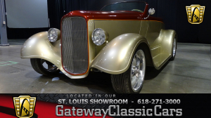 1929 Ford Roadster Boyd Coddington