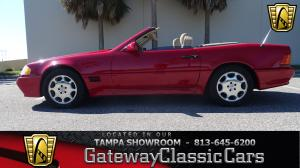 1995 Mercedes-Benz SL500