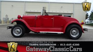 1980 Shay Model A Roadster Replica