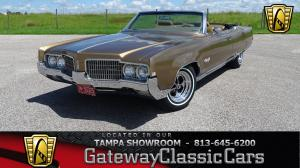 1969 Oldsmobile Ninety-Eight