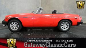 1979 MG  - Stock 340 - Tampa, FL